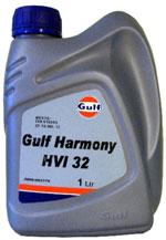 Масло гидравлическое Gulf Harmony HVI 32 для погрузчика и другой техники