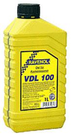 Масло компрессорное RAVENOL VDL 5W-40 для погрузчика и другой техники