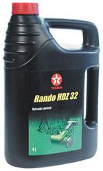 Масло гидросистемы TEXACO RANDO HDZ 32 для погрузчика и другой техники